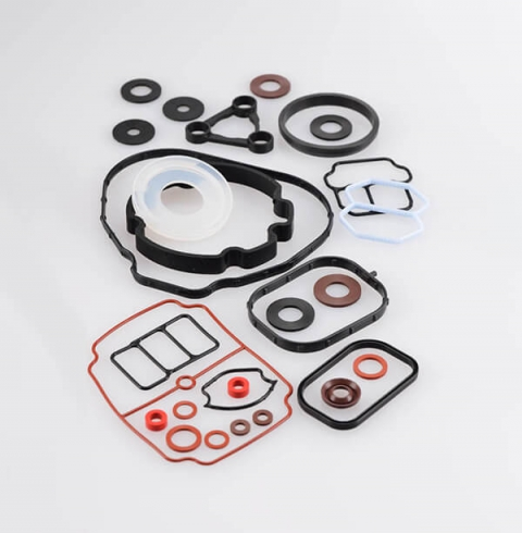 Custom Rubber Gaskets and Seals