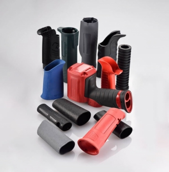 P11-1 Customized Rubber Grips