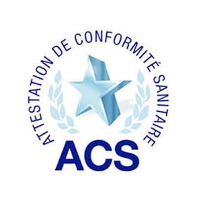 ACS Rubber Certificate - ZONG YIH